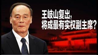 焦点对话:王岐山复出,将成最有实权副主席? thumbnail