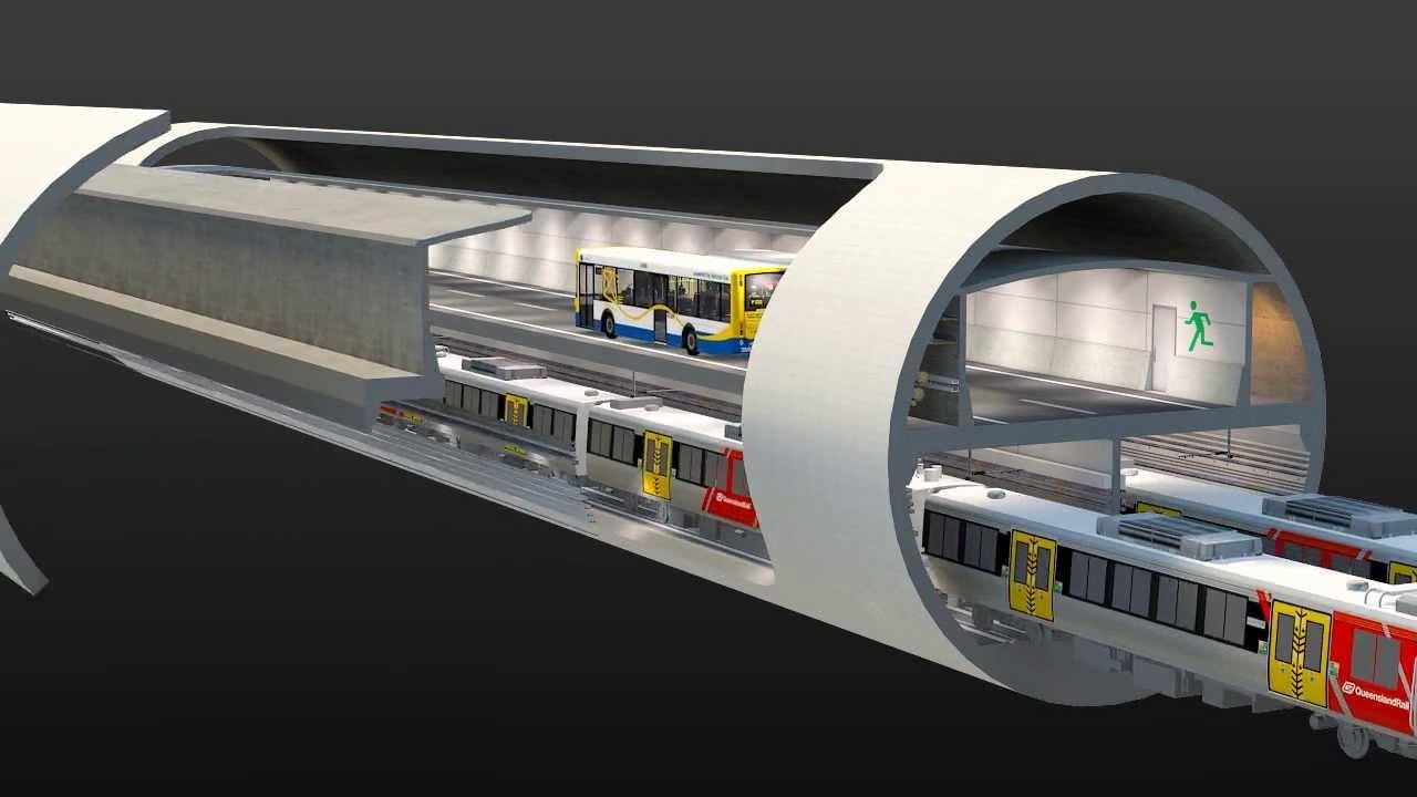 布里斯本全新鐵路建設工程