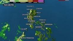 BT: Weather update as of 12:26 p.m. (June 18, 2019)