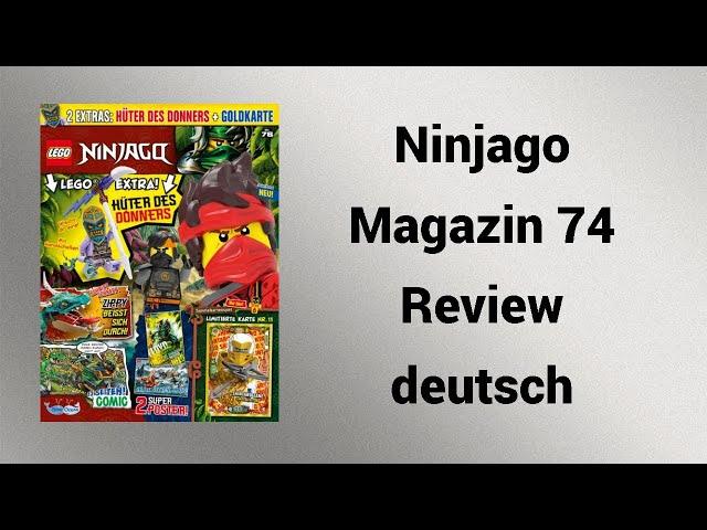 Inselbewohner gehen immer | Magazin Magazin Nr. 76 Review | Rpfreund2014