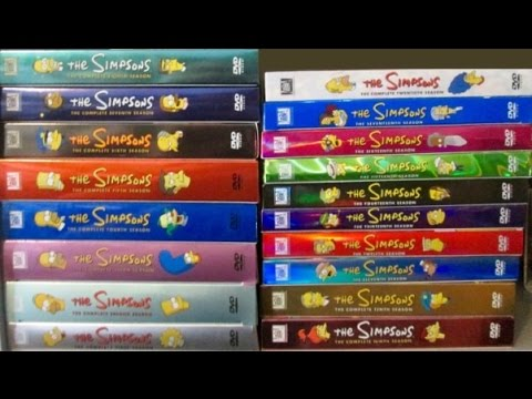 Simpsons season 14 dvd disc