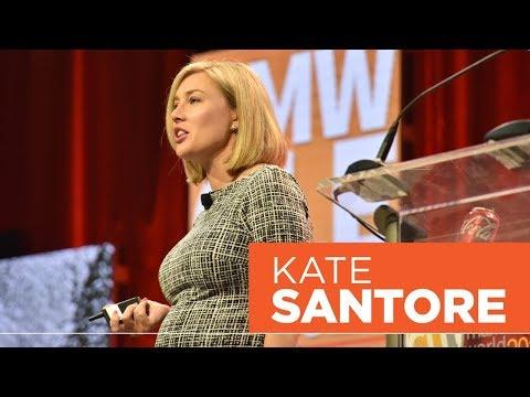 Content Marketing World 2017 Keynote -  Kate Santore