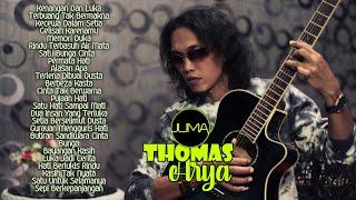 25 Lagu Top Thomas ARYA Full Album Terpopuler 2021 - Hits Baper Slow Rock Terbaik Enak Didengar