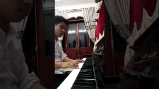 Đường con theo Chúa Piano Cover - The Way follow  God