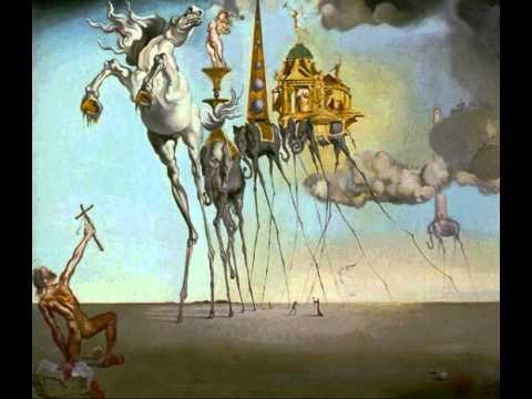 Werner Egk: La Tentation de Saint Antoine (1945)