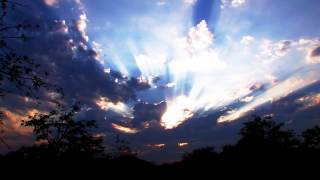 Clouds Rolling over the African Bush Time Lapsed in HD - Africa Travel Channel