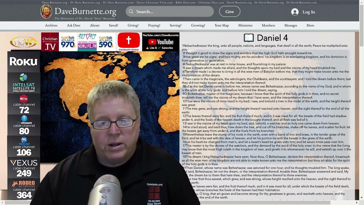 Daniel 4 ✒️ A Proud Heart