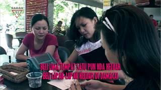 NOMBOR BAH by Clarice John Matha -karaoke- HD video