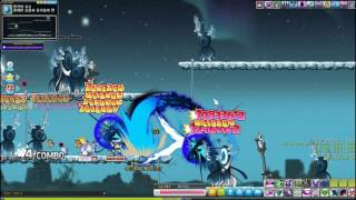 MapleStory Beyond - Evolve: Demon Avenger's 5th Job Skill 'Blood Feast'