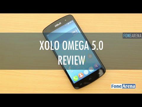Xolo Omega 5.0 Review