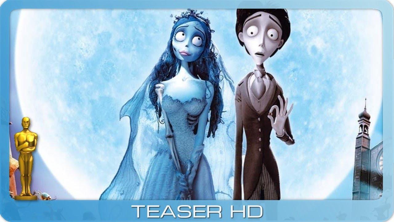 Corpse Bride - Hochzeit mit einer Leiche ≣ 2005 ≣ Teaser
