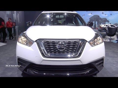 2018 Nissan Kicks SV - Exterior And Interior Walkaround - LA Auto Show 2017