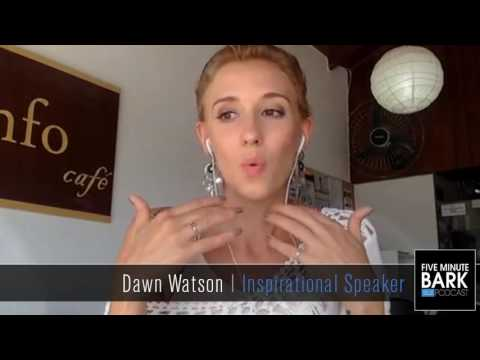"""Dawn Watson Interview Tony Robbins """"Date with Destiny"""" Before and After"""