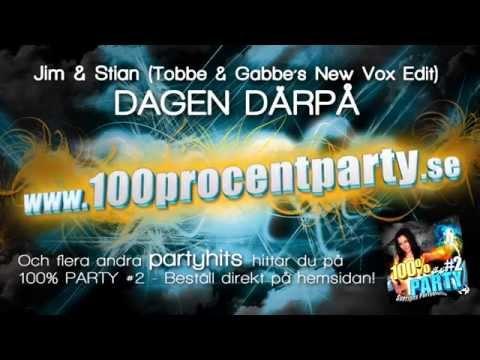 Jim & Stian - Dagen Derpå (Tobbe & Gabbe's New Vox Edit)