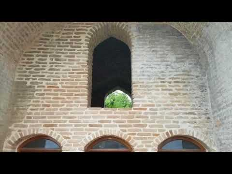 شمال إيران فرح آباد   Sightseeing northern Iran (Mazandaran Province)  : Farah Abad