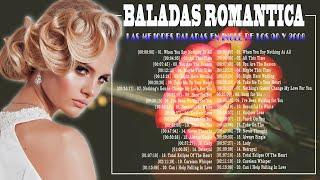 Balada Pop En Ingles 2000 ♪ღ♫ Hits 2000 ♪ღ♫ Balada Romanticas 2021
