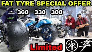 Hayabusa Fat tyre limited Special offer in Superbikes world with Goldy bhaiya & ENGINEER SINGH