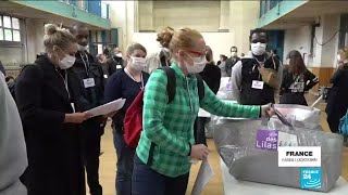 Paris suburb distributes free masks as France eases lockdown measures