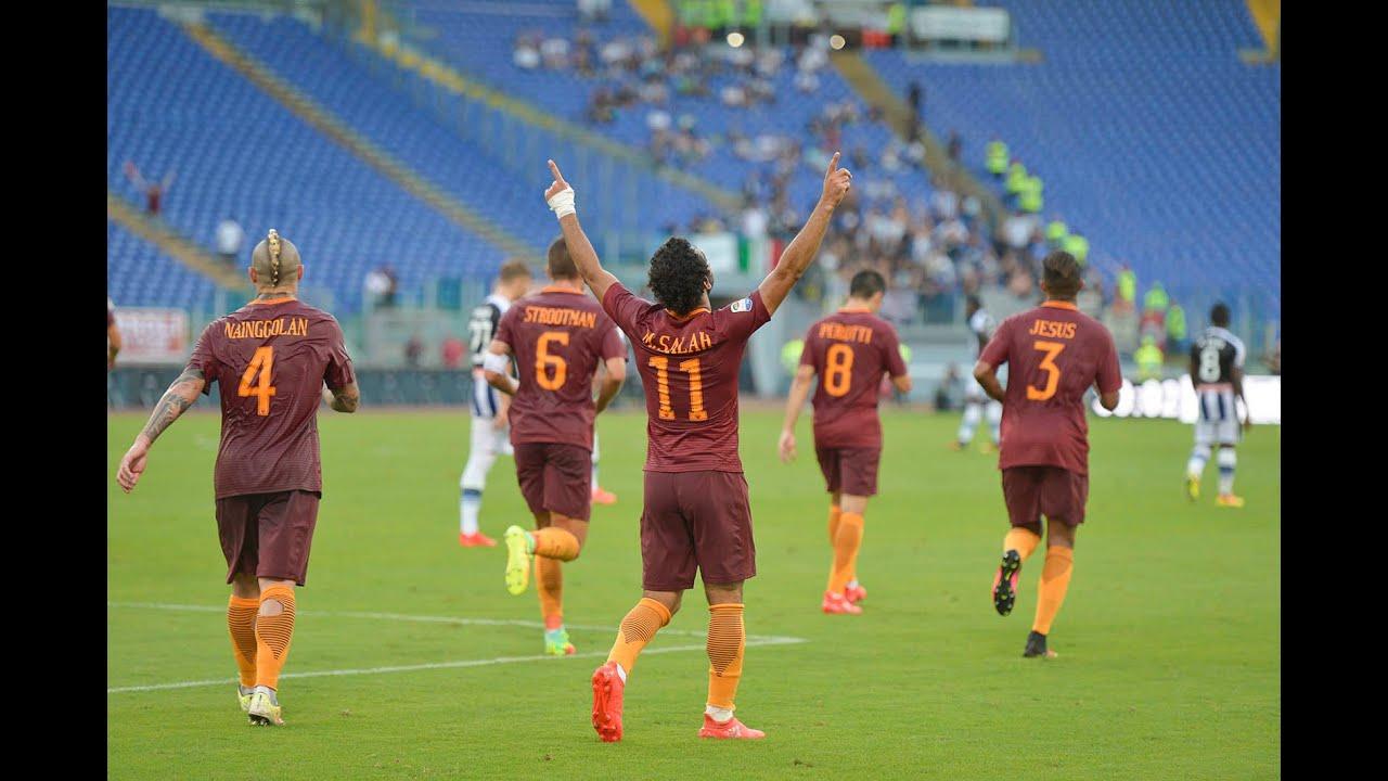 Roma Menmetik Kemenanagan 2 - 0 Di Kandang Udinese