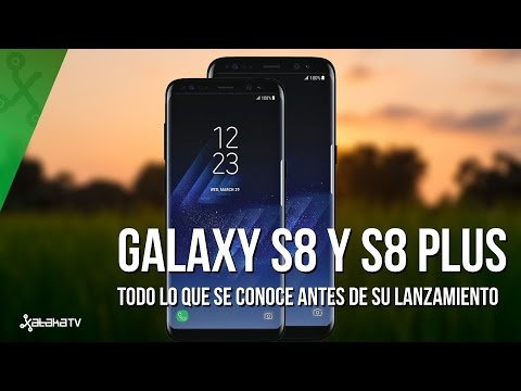Galaxy S8 y S8 Plus: precio, claves y todo lo que sabemos antes de su presentación