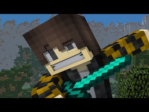 "Minecraft Song and Minecraft Animation ""Born To Hack"" Top Minecraft Songs by Minecraft Jams thumbnail"
