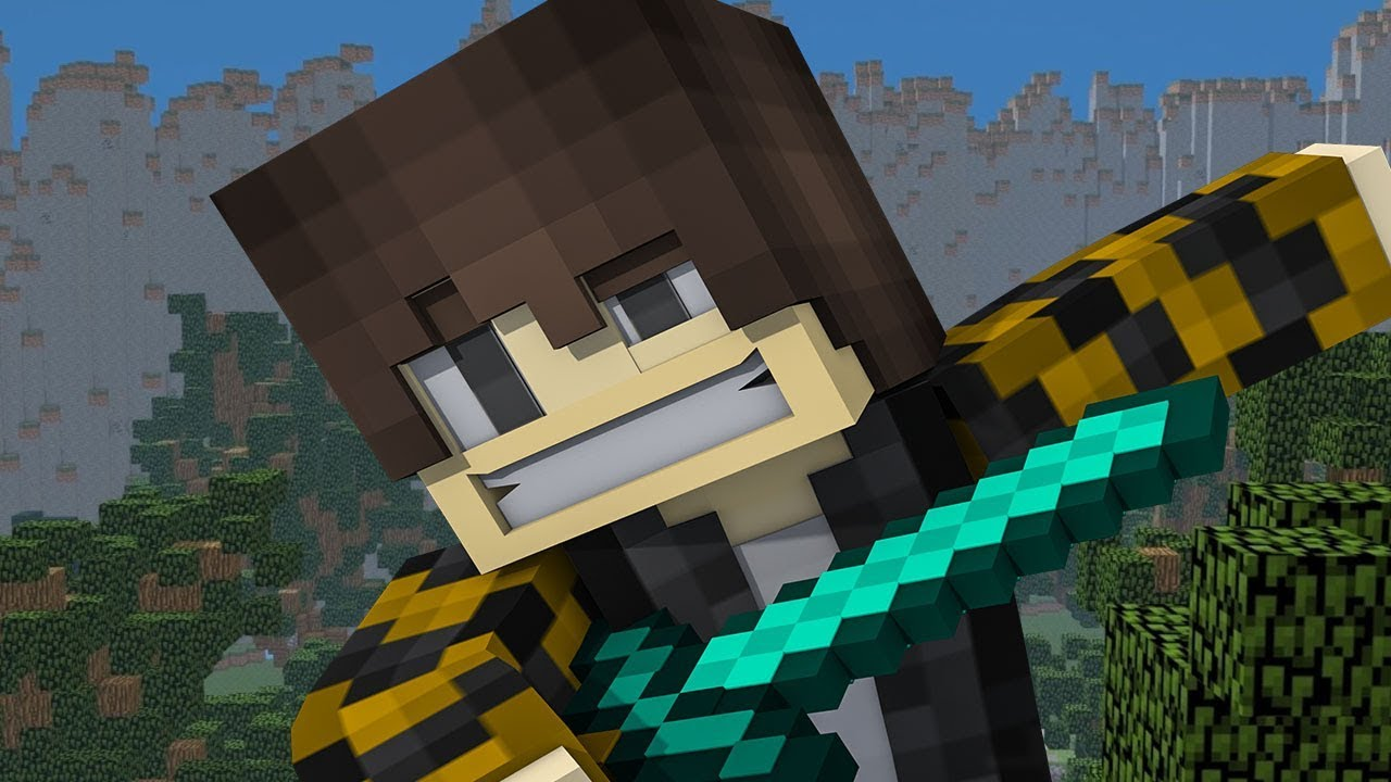 Minecraft Song And Minecraft Animation Born To Hack Top Minecraft Songs By Minecraft Jams