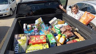 Huge Summer Shopping Haul from Costco!