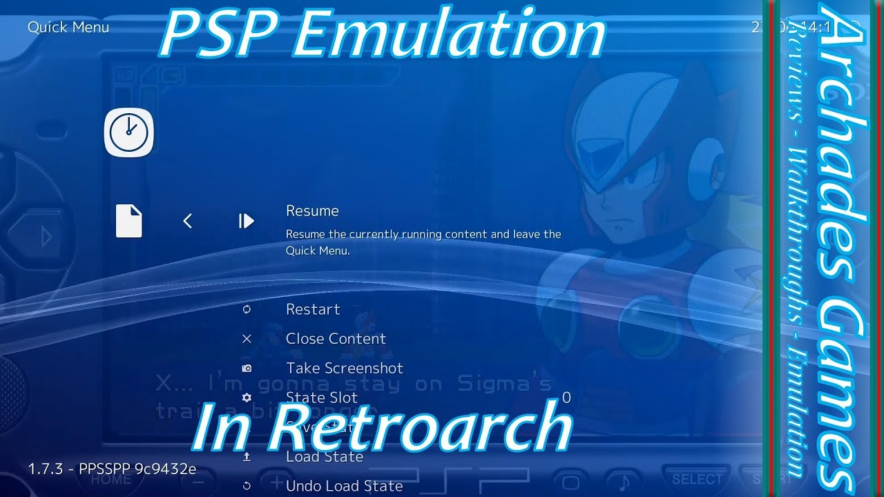 How To Setup Retroarch For Psp Emulation