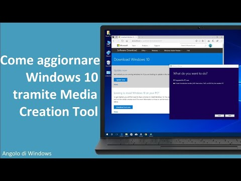 How to update Windows 10 by using the Media Creation Tool