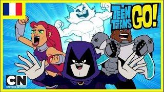 Teen Titans Go en français | La mécanique quantique amusante