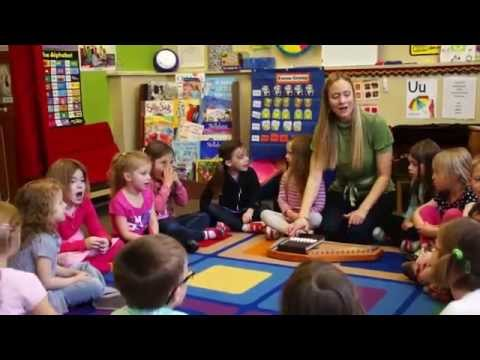 Ms.Sadie, the Music Lady Early Childhood Music Class