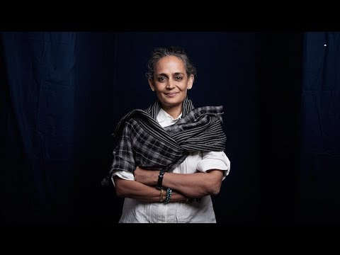 Arundhati Roy reads from