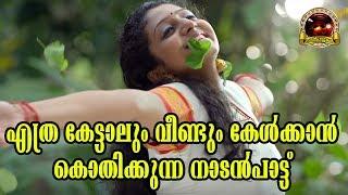 എത്ര കേട്ടാലും വീണ്ടും കേൾക്കാൻ തോന്നുന്ന നാടൻപാട്ട് | Malayalam Nadanpattu  | Folk Song