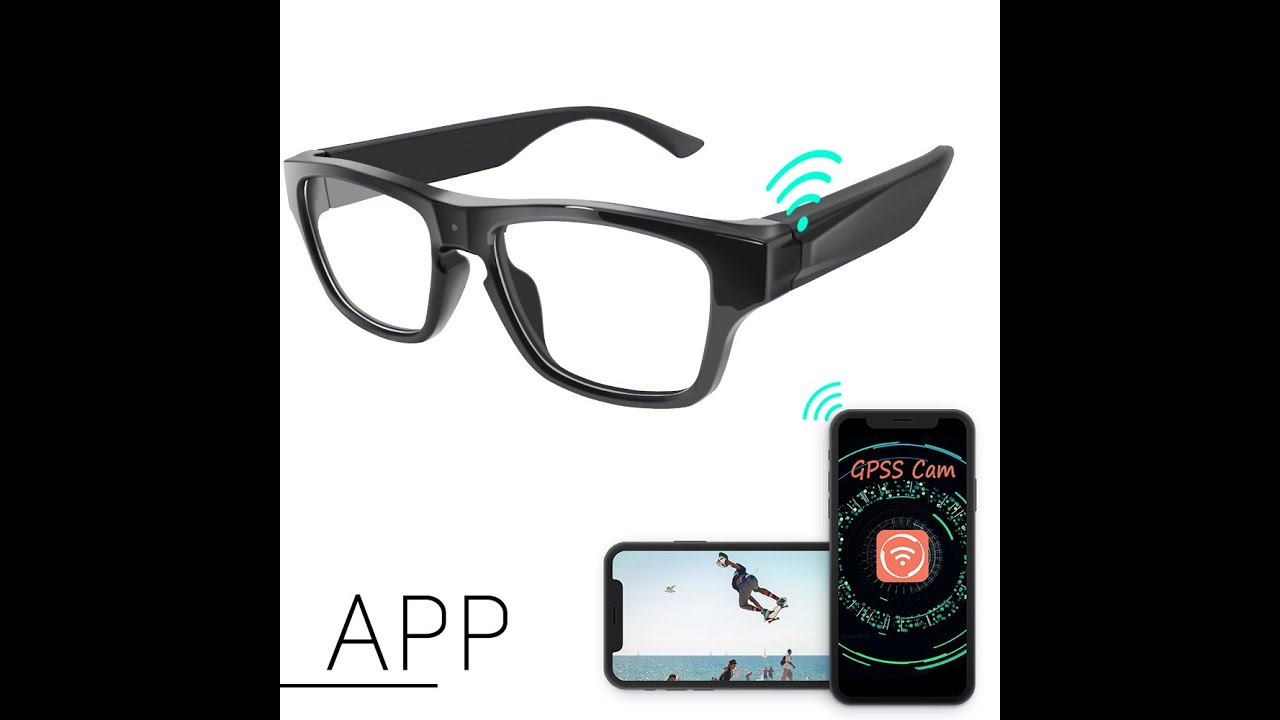 Live viewing Spy Gear Eyeglasses IP Hidden Spy Camera. GAME CHANGER MY PEOPLE. WATCH