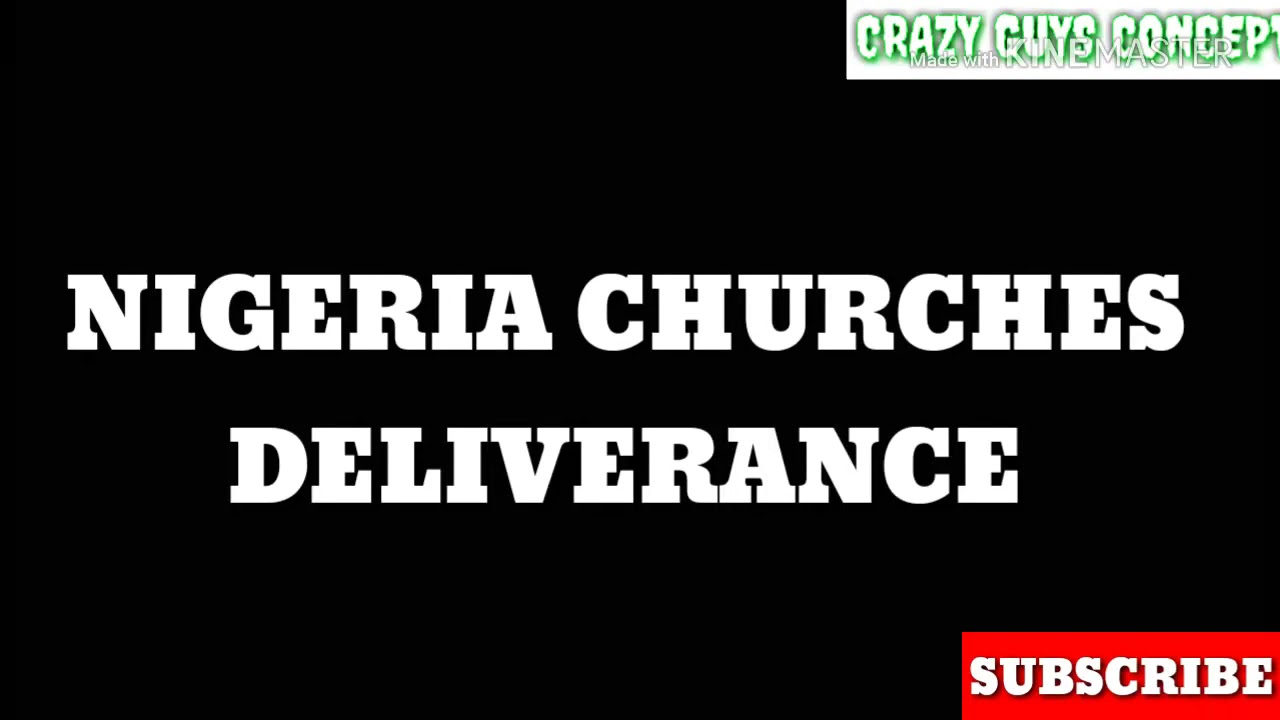 Download Difference between America churches deliverance and Nigeria deliverance( CRAZY GUYS CONCEPT