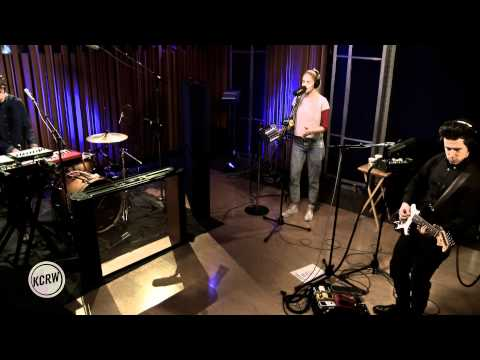 "London Grammar performing ""Hey Now""  on KCRW"