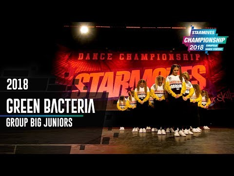 GREEN BACTERIA [4th place] | GROUP JUNIOR BIG | Starmoves Championship 2018