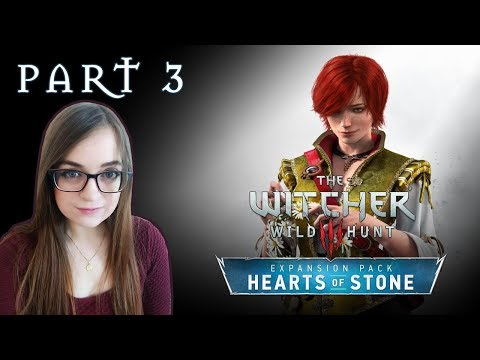 The Witcher 3: Hearts of Stone | Blind PC Let's Play | Part 3 - Vlodimir thumbnail