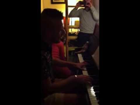 I'M YOURS : Tracy Chapman cover By Vincent FARRIS