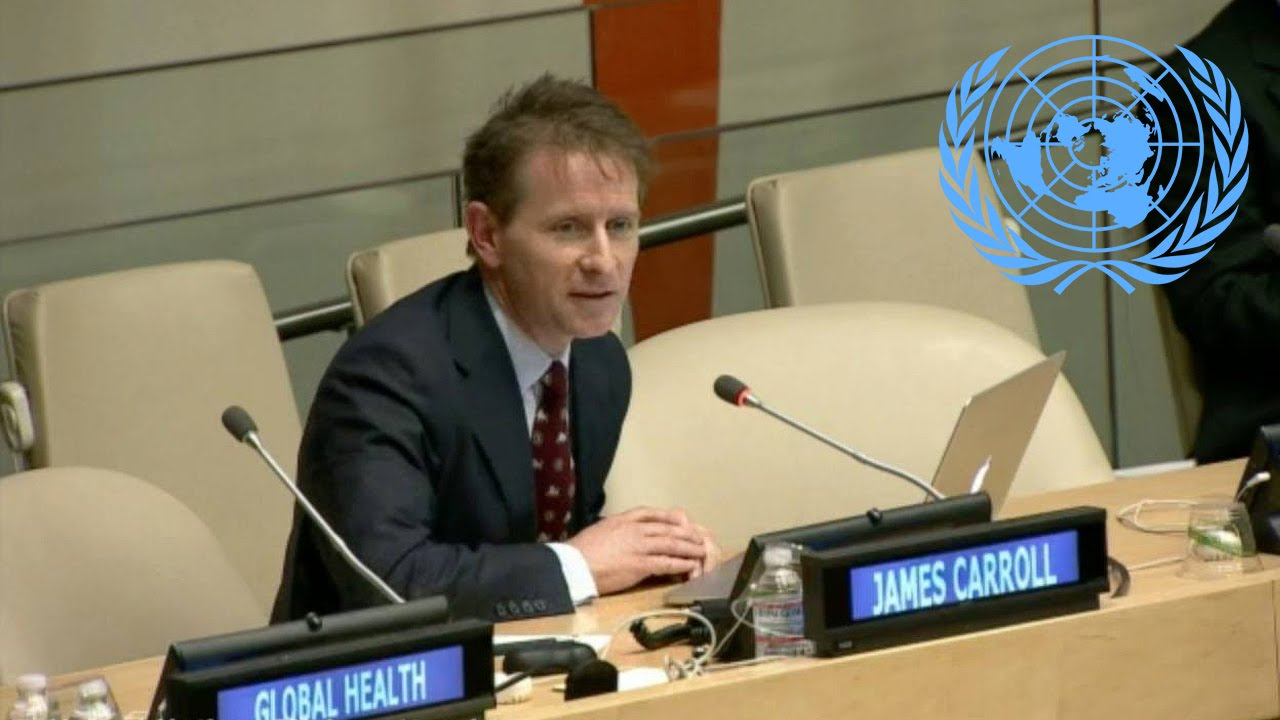 THOR LLLT presentation at United Nations – Global Health Impact Forum