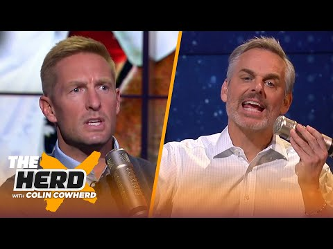 Joel Klatt on CFP rankings, Florida or unbeaten Cincinnati, Northwestern v Ohio St. | CFB | THE HERD