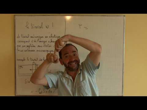 thermo, premier principe / le cours entier avec exercices