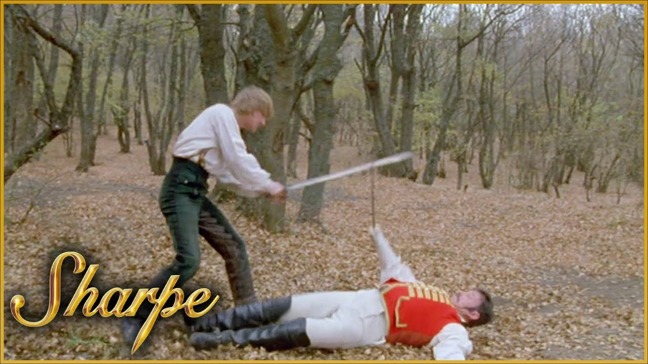 Download Sharpe Is Forced Into A Duel   Sharpe