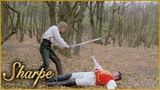 Sharpe Is Forced Into A Duel | Sharpe