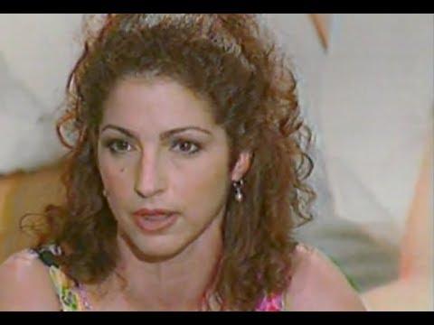 [Rare] Press Conference Abriendo Puertas 1995 Gloria Estefan