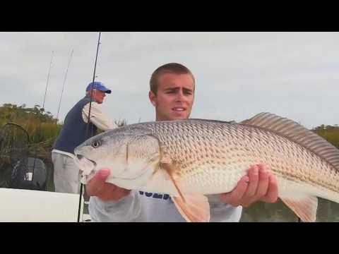 Lower Cape Fear River Fishing