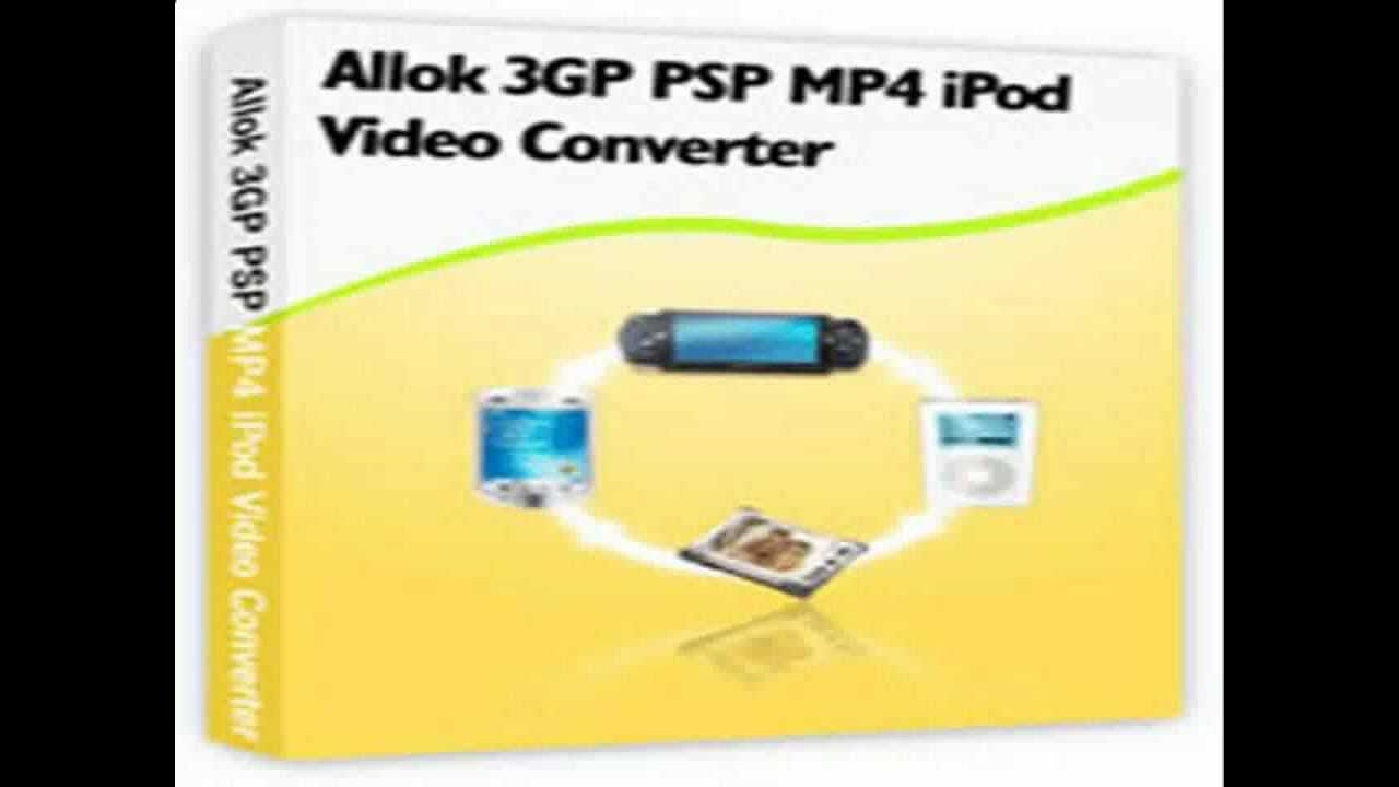 Power MP4 iPod PSP 3GP AVI MPG WMV Video