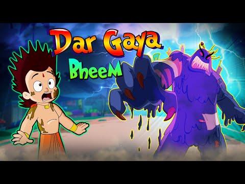 Chhota Bheem - Dar Gaya Bheem   Adventure Videos for Kids in हिंदी   Cartoons for Kids