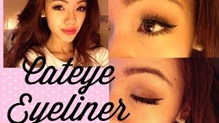 Cateye Eyeliner Tutorial Thumbnail