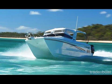 Powercat 3100 Platinum Series: Boat Review